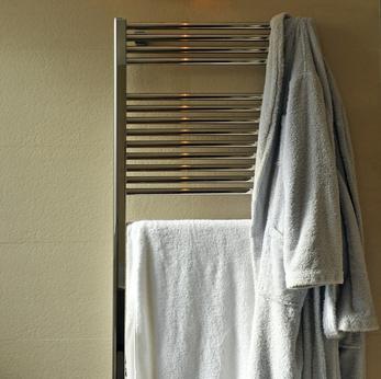 Installation sèche serviettes