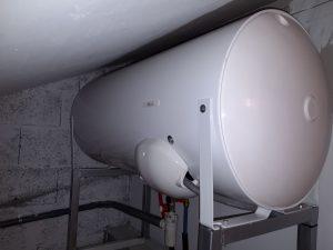 Installation d'un chauffe-eau à Marigny Chémereau-86370